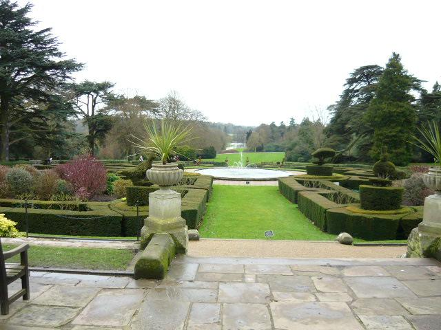 A view from Warwick Castle gardens