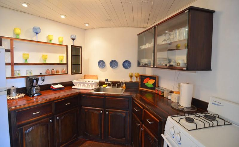 Junior Suite - cocina