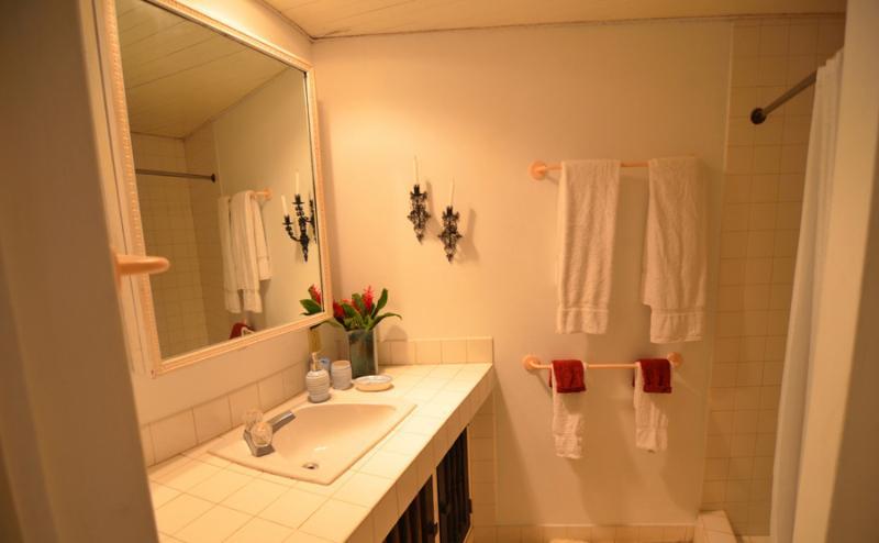 Junior Suite - cuarto de baño