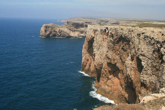 The Cliffs at Sagres