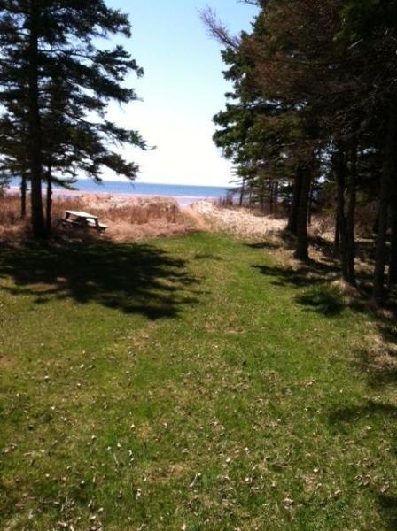 Beach Access Path just a few feet from your door