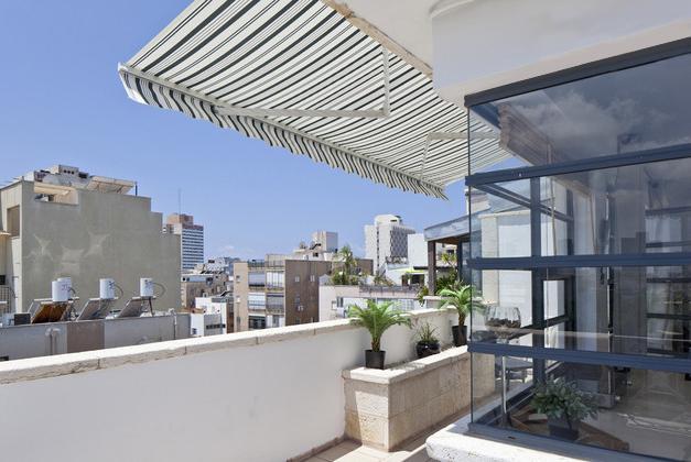 Amazing Penthouse 2BR 2min Beach, location de vacances à Jaffa