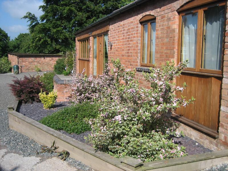 Single storey cottage on a farm close to Kenilworth, vacation rental in Warwickshire