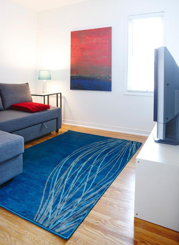 Sala TV e 2 ° camera da letto