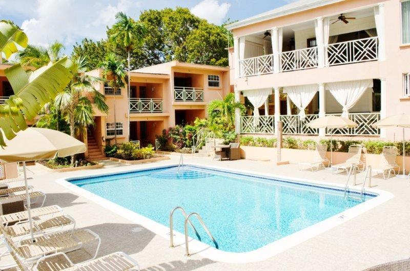 Travellers Palm, vacation rental in Sunset Crest