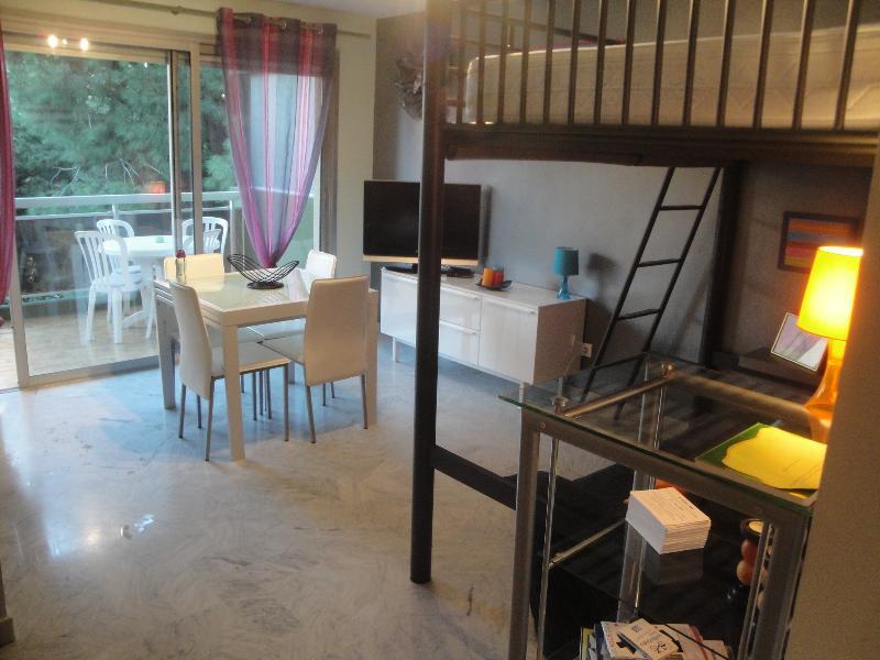 appartement spacieux et confortable avec vue mer