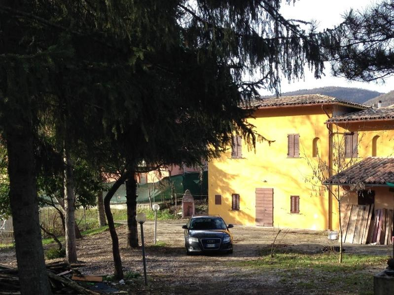 CASALE VIA CIRCONVALLAZIONE 1, holiday rental in Accumoli