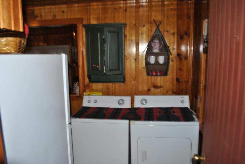 nuova lavatrice e asciugatrice