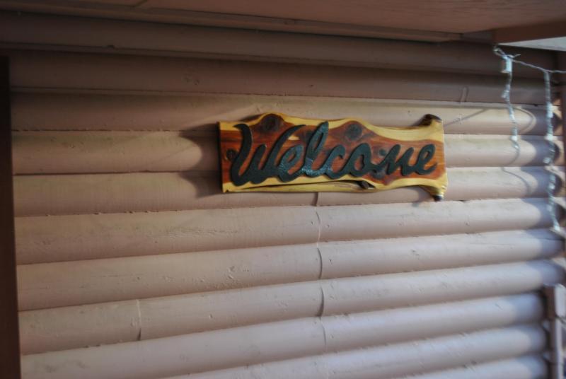 Benvenuto alla nostra cabina che ya ' ll