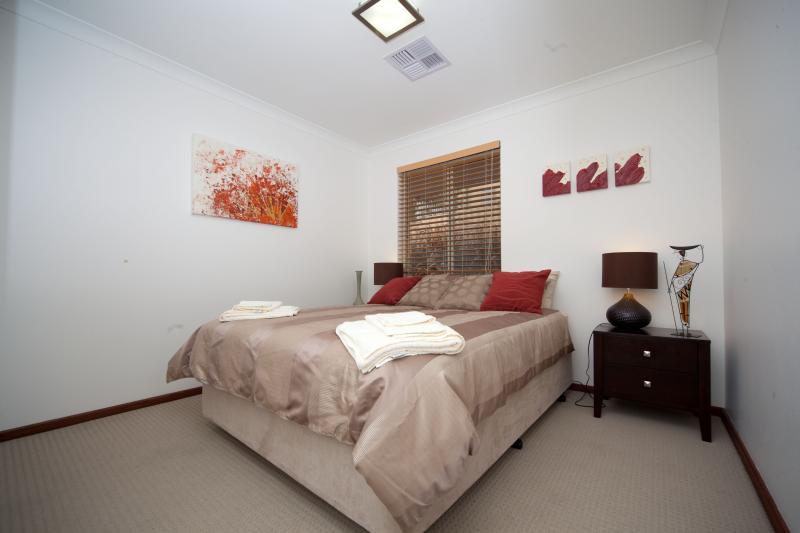 Bedroom 2 - queen sized bed