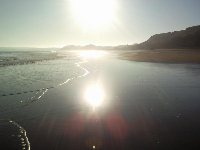 Beach at Erquy