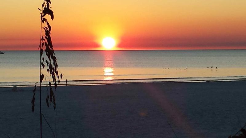 Il rituale dell'isola è di guardare il tramonto ogni sera ... finire in un altro giorno in spiaggia PARADISE!