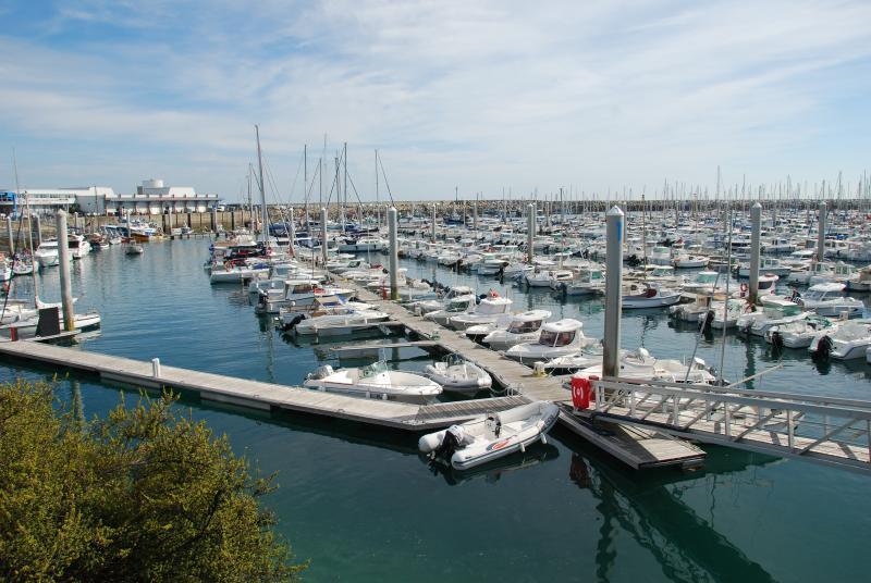 Le port de Saint Quay Portrieux.