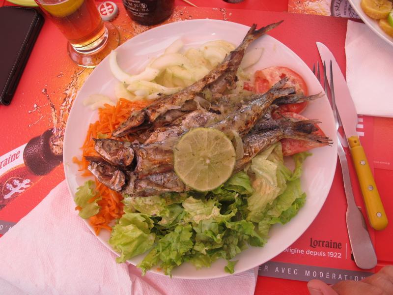 les délices de la cuisine créole