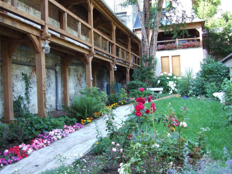 Gîtes du Beffroy ROUEN centre, holiday rental in Seine-Maritime