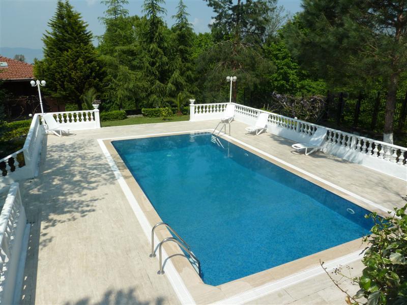 Private Pool and SunTerrace