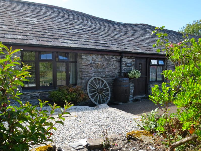 Penlys, holiday rental in Boscastle