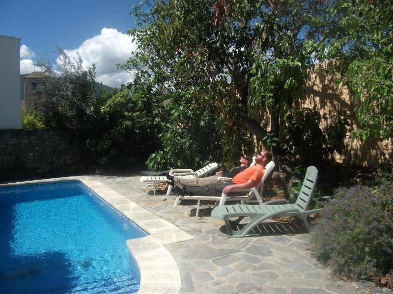 Casa del Huerto, vacation rental in Pinos del Valle