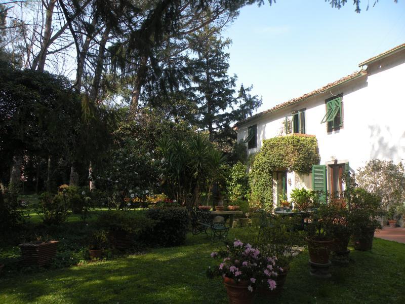 villino blu, location de vacances à La Gabella
