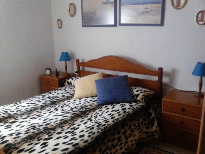 Habitacion doble, holiday rental in San Asensio