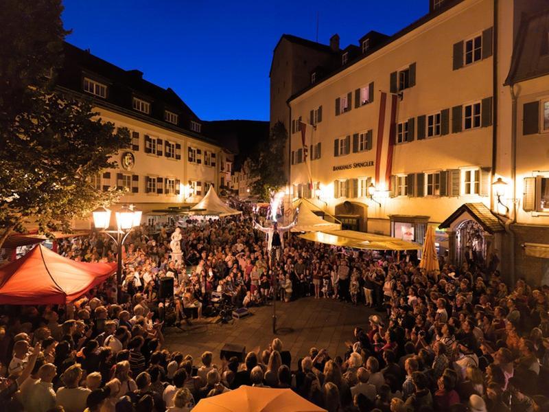 Zell am See night festival