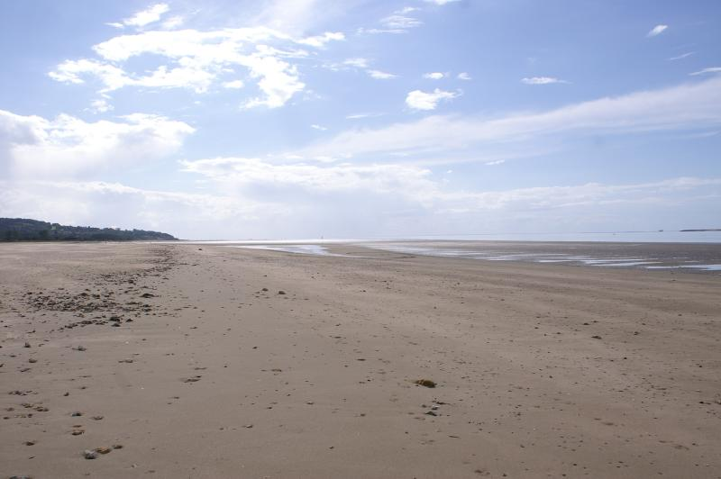 Honfleur beach