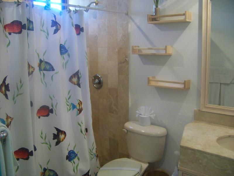 Hall salle de bain
