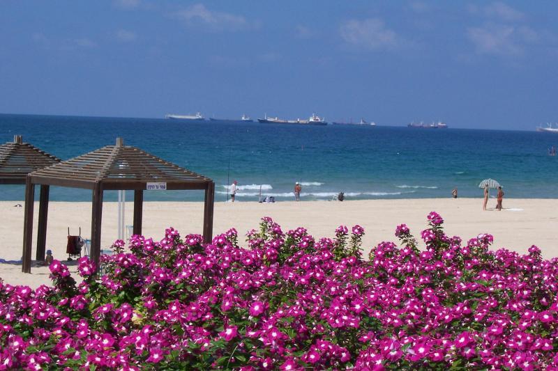 Gandi Beach - 3 minute drive