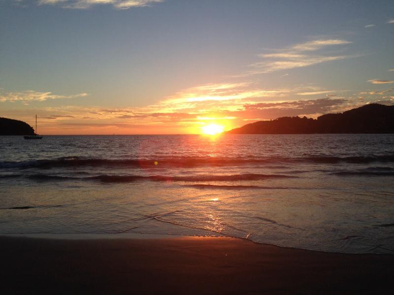 Prachtige zonsondergangen elke nacht