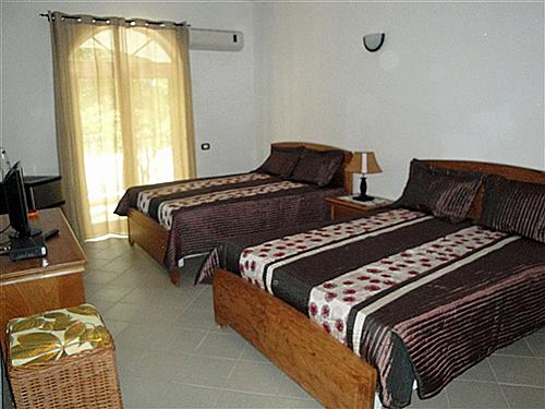 STANDARD ROOM WITH TWO BED