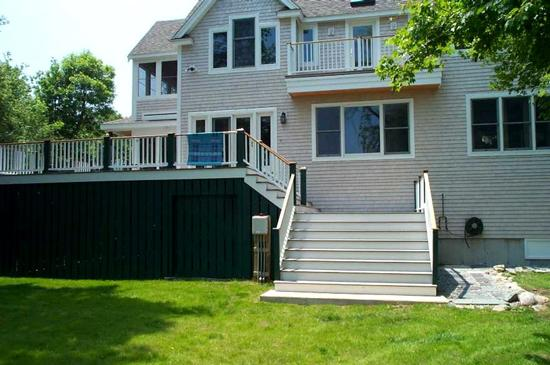Fabulous beach house on beautiful Sandy Cove, vacation rental in Hull