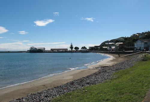 Karehana Bay, Plimmerton, NZ