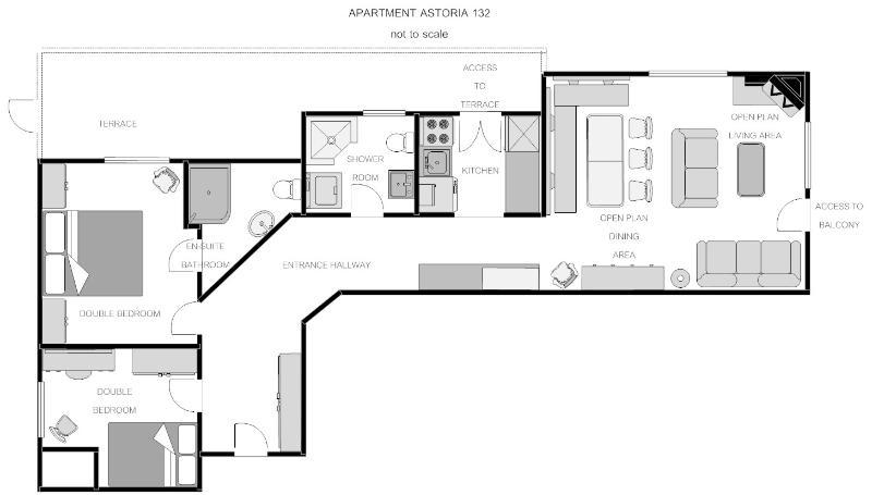 Astoria 132 floor plan