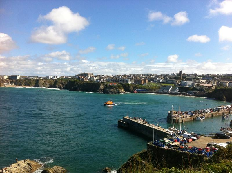 Sea View House, vacation rental in Newquay