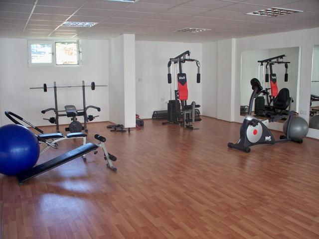 Fully equipt gym