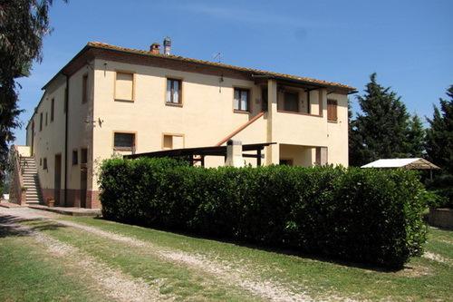 Casa Rossa - Lavanda, holiday rental in Volterra