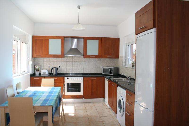 Kitchen/diner at Epavlis 1