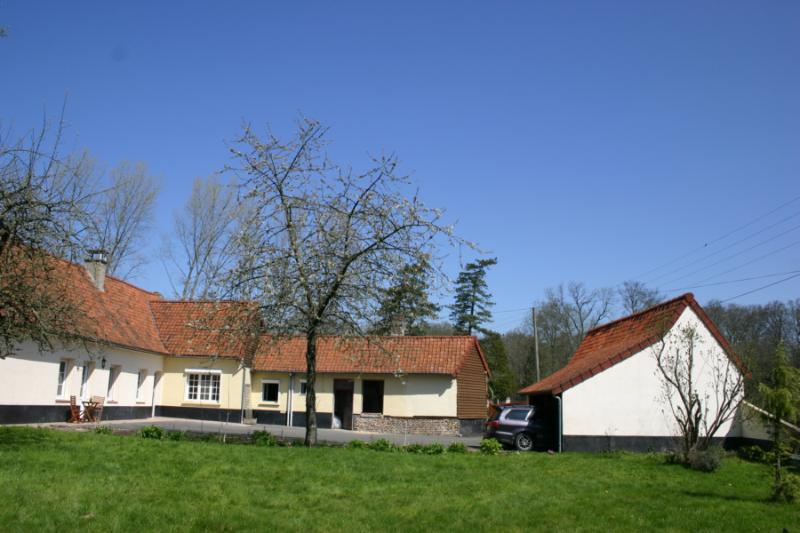 House and Courtyard