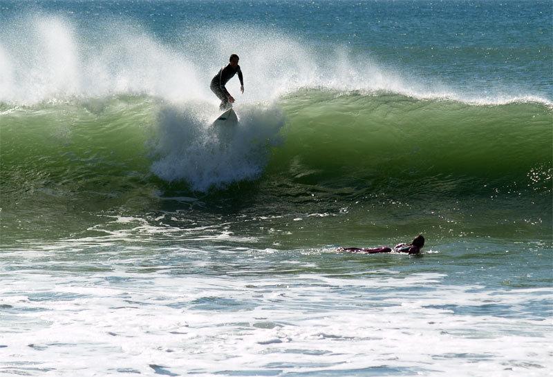 Great surf destination