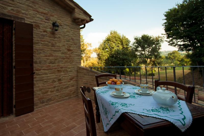 Sambuco apt. - Ca Princivalle, holiday rental in Borgo Pace