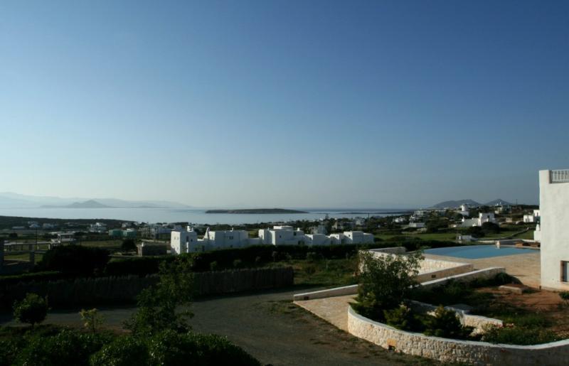 Aegean Sea Views in Paradise, Paros, aluguéis de temporada em Naoussa