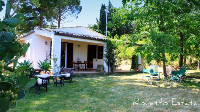Rovetto Estate, location de vacances à Trabia