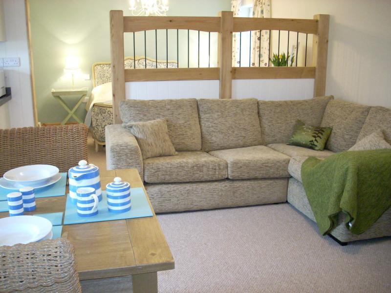 Foxglove lounge area