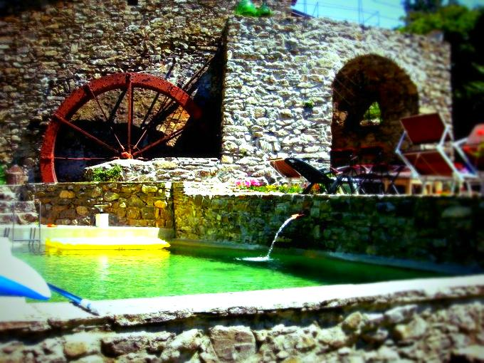 The Old Mill, holiday rental in Fontan
