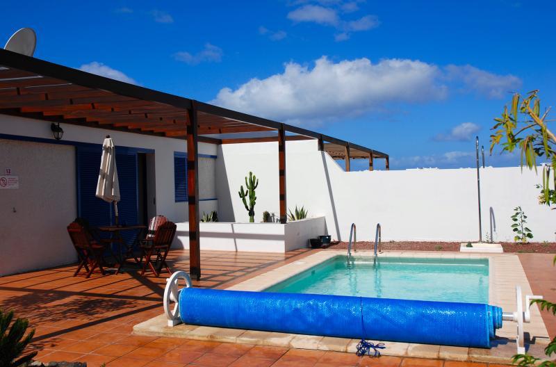 Pool & Terrace Area