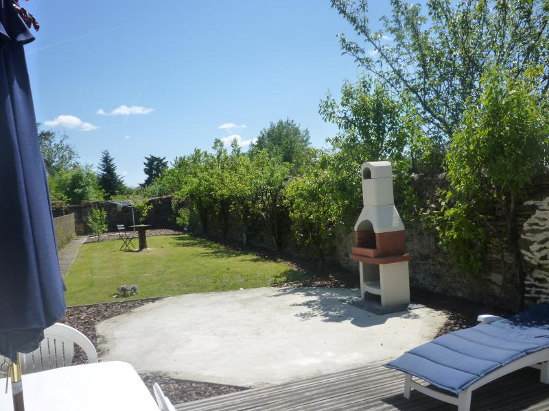 Le Vivier, holiday rental in Vouvant