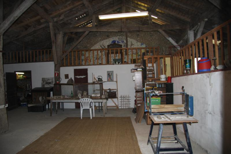La Perdrix~ Studio barn