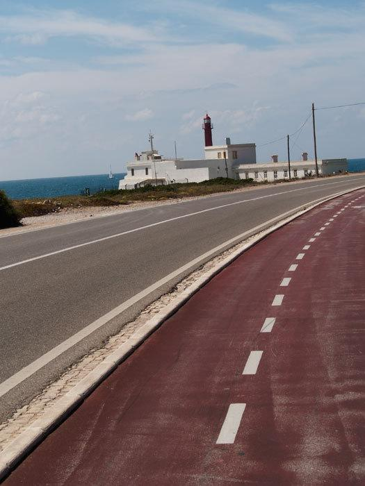 Get on the bike route all along the sea coast, right off the apartment !