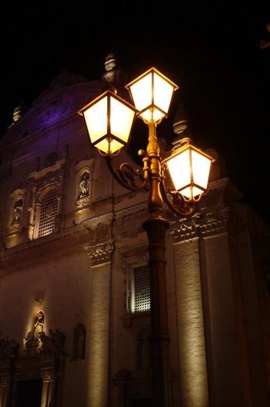 Piazza della città vecchia Galatina