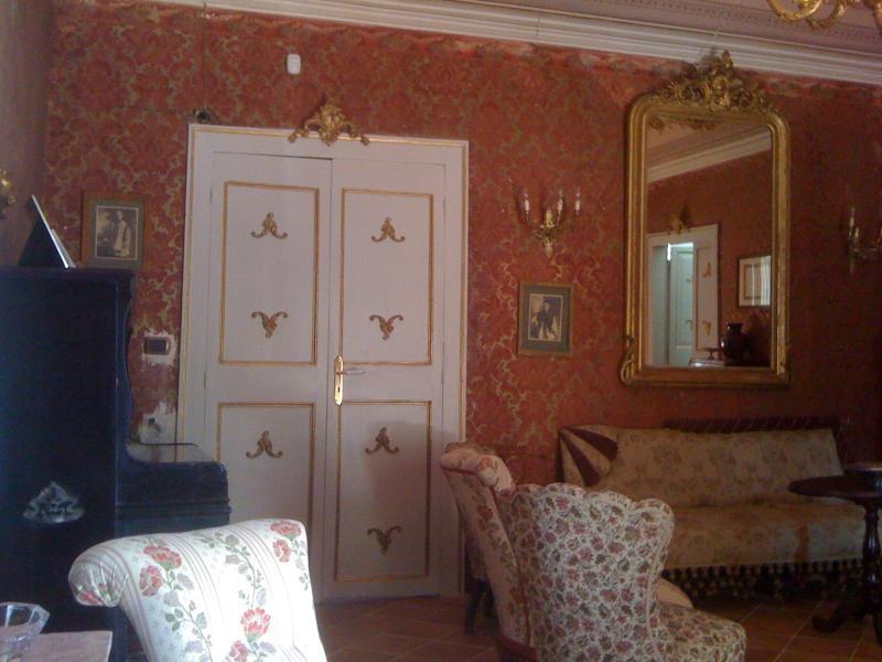 Salotto XIX secolo